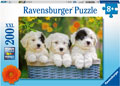 Ravensburger - Cuddly Puppies Puzzle 200 pieces