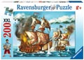 Ravensburger - Pirates Battle Puzzle 200pc