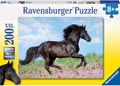 Majestic Horses Puzzle 200pc
