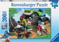 Power Vehicles Puzzle 200pc