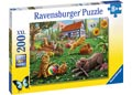 Playing In The Yard Puzzle 200pc