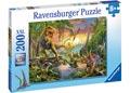 Ancient Dinos Puzzle 200pc