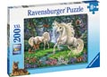 Mystical Unicorns Puzzle 200pc
