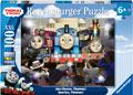Ravensburger - TTTE Glow Puzzle 100pc