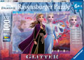 Ravensburger - Frozen 2 Strong Sisters GLITTER 100 pieces