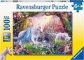 Ravensburger - Magical Unicorn 100 pieces