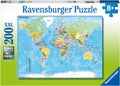 Ravensburger - Map of the World 200 pieces