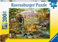 Ravensburger - Animals of the Savanna 200 pieces