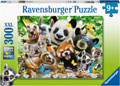 Ravensburger - Wildlife Selfie 300 pieces