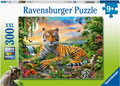 Ravensburger - Tiger at Sunset 300 pieces