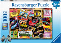 Ravensburger - Dream Cars! 100 pieces