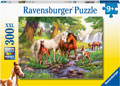 Ravensburger - Horses by the stream 300 pieces