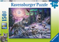 Ravensburger - Northern Wolves 150 pieces