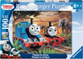 Ravensburger - TTTE Thomas in Africa 100pc