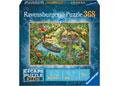 Ravensburger - Jungle Journey Puzzle 368pc