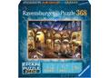 Ravensburger - Museum Mysteries Puzzle 368pc