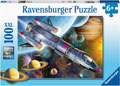 Ravensburger - Mission in Space Puzzle 100pc