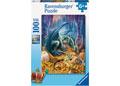 Ravensburger - Dragon's Treasure Puzzle 100pc
