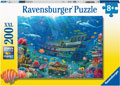 Ravensburger - Underwater Discovery Puzzle 200pc