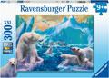 Ravensburger - Polar Bear Kingdom Puzzle 300pc