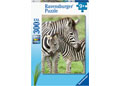 Ravensburger - Zebra Love Puzzle 300pc