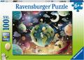 Ravensburger - Planet Playground Puzzle 100pc