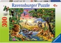 Ravensburger - At the Watering Hole Puzzle 300 pieces