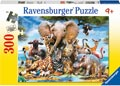 Ravensburger - Favourite Wild Animals Puzzle 300 pieces