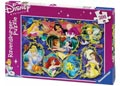 Disney Princess Gallery Puzzle 300pc