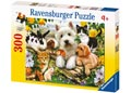 Ravensburger - Happy Animal Babies Puzzle 300 pieces