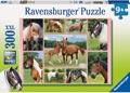 Horse Heaven Puzzle 300pc