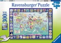 Ravensburger - Looking at the World Puzzle 300pc