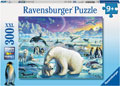 Meet the Polar Animals Puzzle 300pc