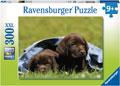Ravensburger - Bébés Labrador Puzzle 300pc