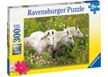Rburg - Horses in a Field Puzzle 300pc