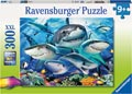 Ravensburger - Smiling Sharks Puzzle 300 pieces