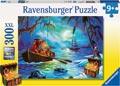 Rburg - Moonlit Mission Puzzle 300pc