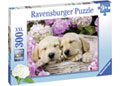 Ravensburger - Sweet Dogs in a Basket Puzzle 300 pieces
