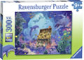 Ravensburger - Deep Sea Treasure Puzzle 300 pieces