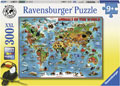 Ravensburger - Animals of the World 300 pieces