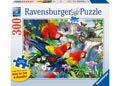 Tropical Bird Large Format Puzzle 300pc