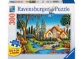 Cottage Dream Large Format Puzzle 300p