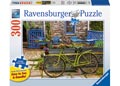 Vintage Bicycle Large Format Puzzle 300pc