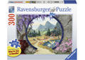 Ravensburger - Into a New World Puzzle 300 pieces Lge Format