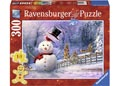 The Magical Snowman Large Format Puzzle 300pc