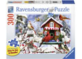 Ravensburger - The Lodge Puzzle 300 pieces Large Format