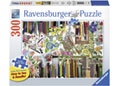 Ravensburger - Color with Me Puzzle Large Formatat 300pc
