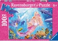 Blissful Mermaids Puzzle 100pc