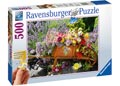 Ravensburger - Summer Bouquet Puzzle 500 pieces