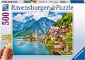 Ravensburger - Hallstatt Austria Puzzle 500 pieces